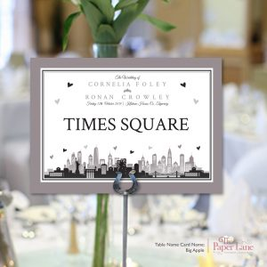 Table Names