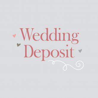 Wedding Deposits